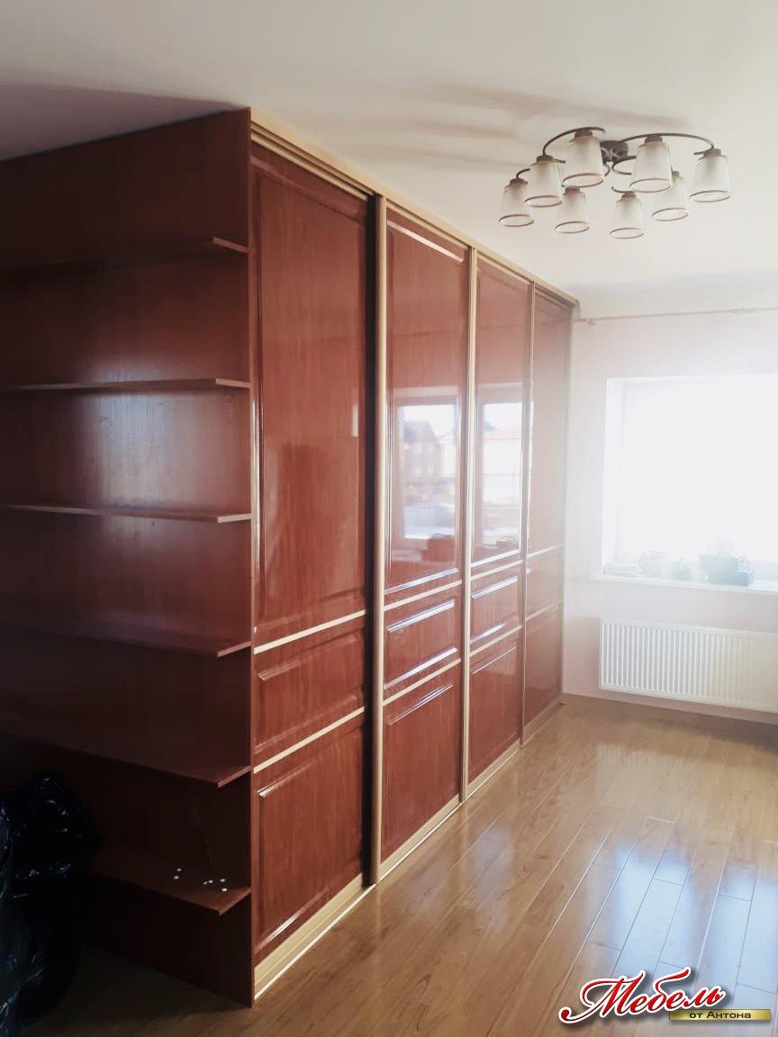 гардеробная с дверями купе в г.Москва